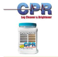 Sashco CPR log cleaner