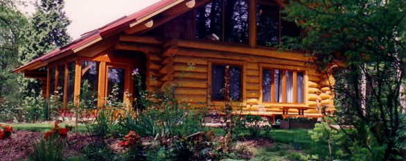 Log Homes Store Supplies Log Home Finishes Sealers