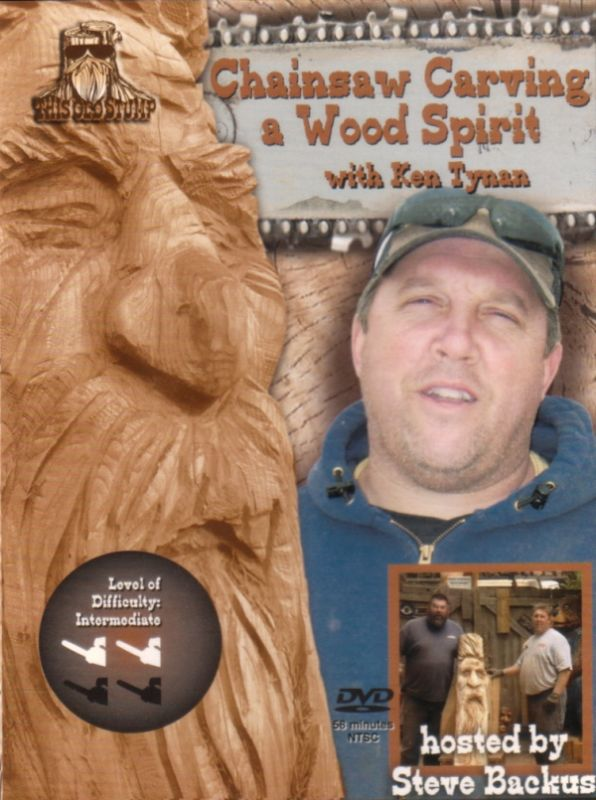 Chainsaw Carving - DVDs from Log Home Store