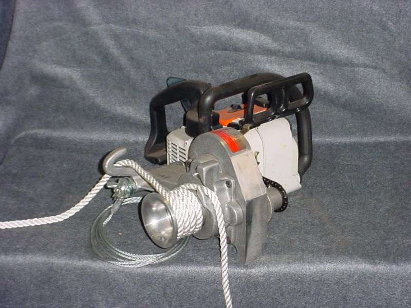 Misc Chainsaw Attachments From Log Home Store