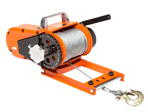 Lewis Chainsaw Winch Chainsaw Winches Portable Winches