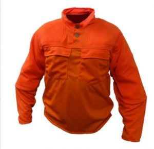 Chainsaw Safety Shirt - Orange