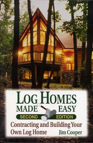 Colonial Home Building Country Living Skills Log Home