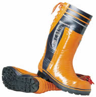 Husqvarna Rubber Safety Boots